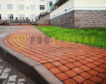 Тротуарная плитка классика