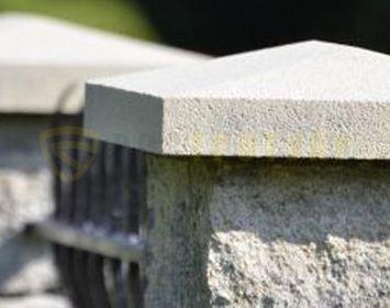 Крышка на столб 390х390 мм