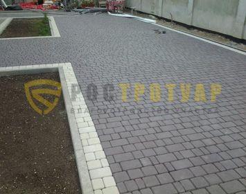 Тротуарная плитка старый город в спб