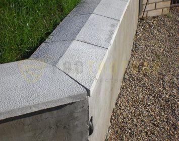 Крышка на забор