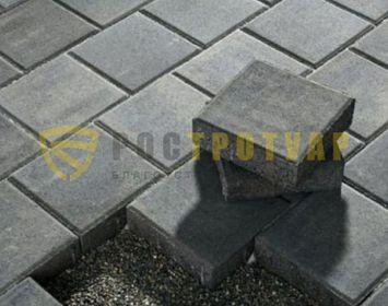 тротуарная плитка квадрат в Гатчине