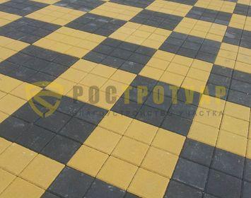 тротуарная плитка квадрат в Ленинградской области