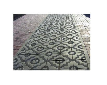 Тротуарная плитка Фантазия