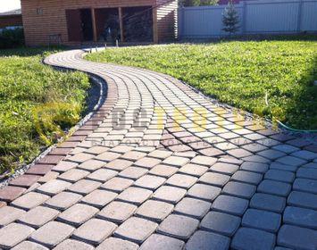 Тротуарная плитка классика от производителя