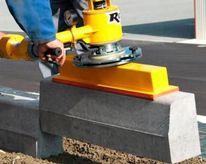 Установка дорожных бордюров (БР-1000*300*150 мм)